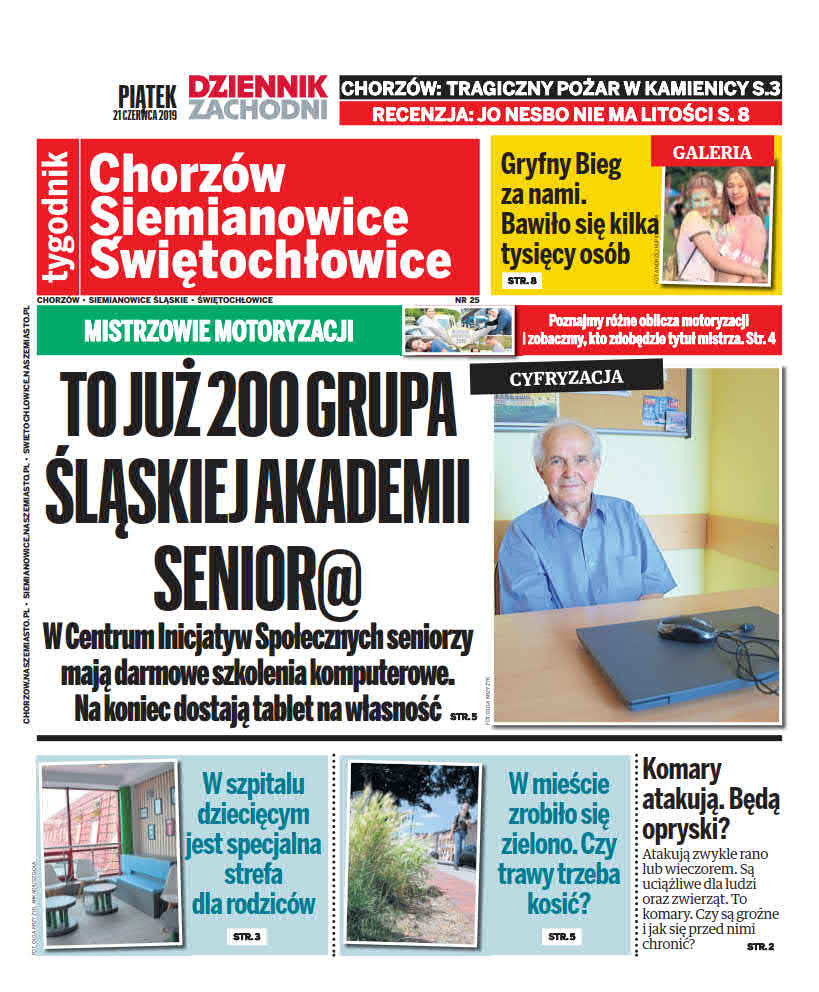 Polska Dziennik Zachodni - Siemianowice Śl.