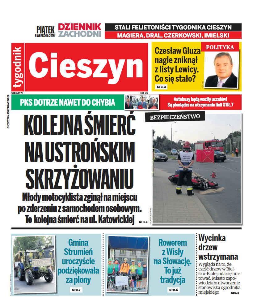 Polska Dziennik Zachodni - Cieszyn