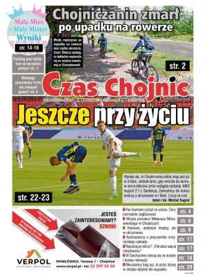 Czas Chojnic